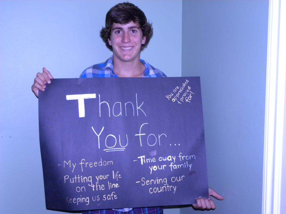 Thank You For My Freedom Archives The National Wwii Museum Blog
