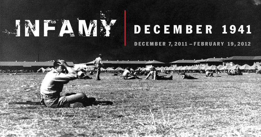 December 7 >> Exhibit Opening Infamy December 1941 The National Wwii Museum