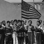 Japanese Internment Camp School