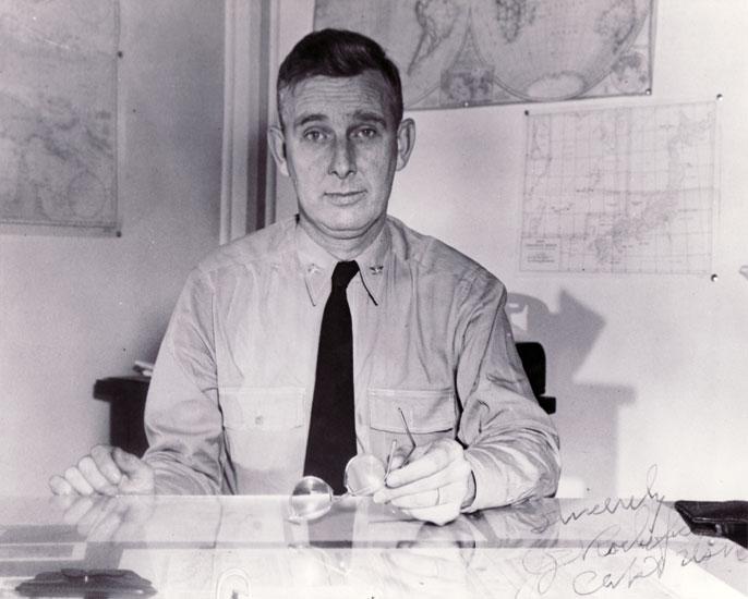 Commander Joseph Rochefort