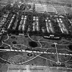 Aerial view of the Lockstedter Lager c. 1908