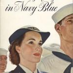 WAVES recruitment brochure. Gift of Dorothy Guthman Schlesinger, 2000.126