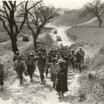 Brazilian solders guard German prisoners in Italy. Gift in Memory of William F. Caddell Sr., 2007.048