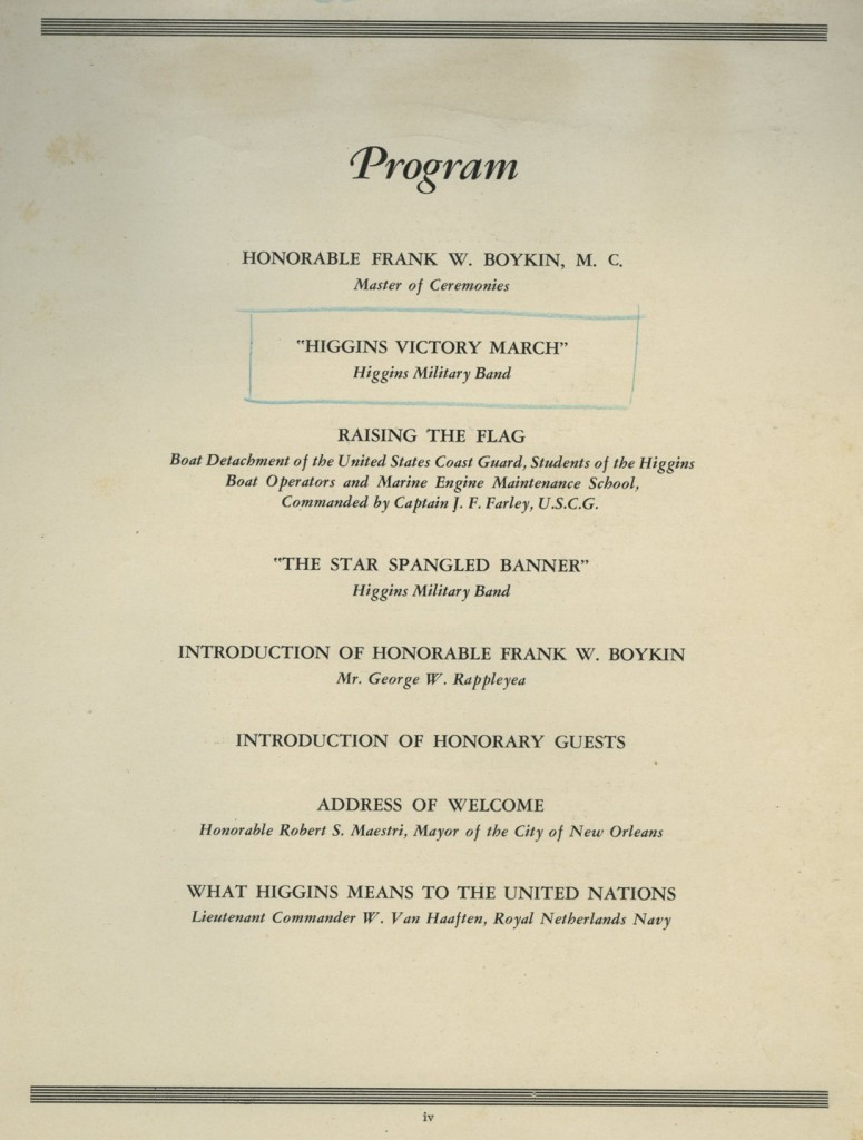 higgins receives e award the national wwii museum blog
