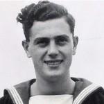 Able Seaman Colin Grazier, G.C.