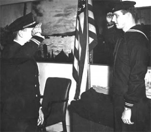 Navy Induction
