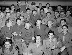 Musial is in the second row, second from the left