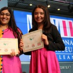 "Minahil Khan and Elisabeth Garcia's web site, ""Turning Points In the Pacific: Ambush at Pearl Harbor"" came in 2nd in Junior Group Web Site and advanced to the National History Day Contest."