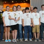 The MBS Pelibot Bombers won the Robot Design Award.