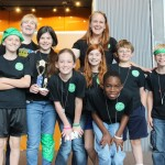 The Triple-R Kids won third place for robot performance.
