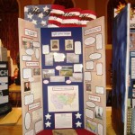 An exhibit on the War of 1812 and the Battle of New Orleans by Riley Bordelon, Brooke Glaser, and Nick Morel