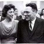 Lindy and Hale Boggs, circa 1962