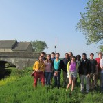 The Normandy Academy Visits La Fiere Bridge
