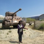 Daniela Deny discusses the role of Sherman Tanks in the Battle of Normandy.
