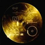Golden record.  Image courtesy of NASA/JPL-Caltech.