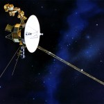 Image of Voyager 1 in interstellar space.  Image courtesy of NASA/JPL-Caltech.
