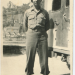 From the service of Norman Werbowsky, courtesy of the National Archives, from the collection of The National WWII Museum.