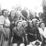 Women liberated from Salzwedel. Image courtesy of Yad Vashem.