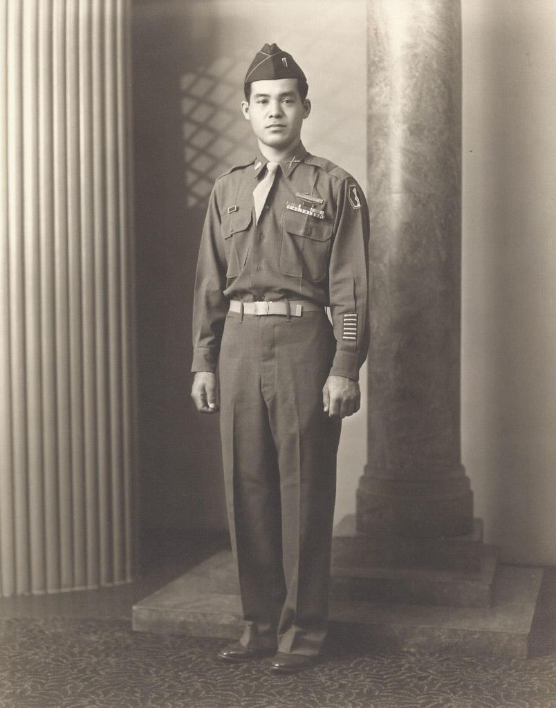 Yeiki Kobashigawa, 1945