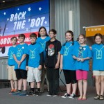 The Lego Warriors from Radney Elementary, 2nd Place in Robot Performance