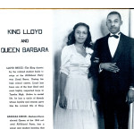 Segregated Topeka High School Prom Royalty, Topeka, Kansas