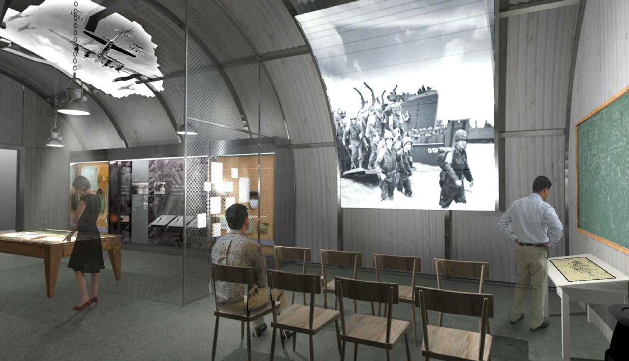 Nick Preferred - DDAY Theater Rendering