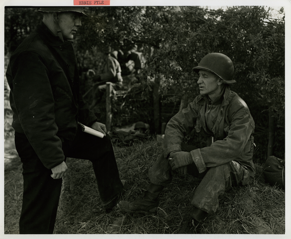 Photo 1 - Ernie Pyle
