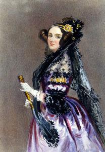 Ada Lovelace, in her Thackeray phase.