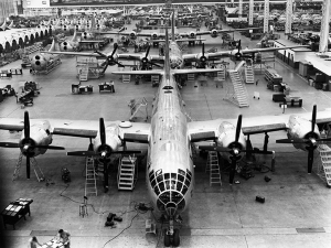 B-29 Superfortress Manufacturing