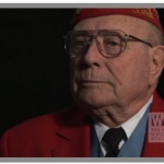"Medal of Honor recipient Herschel ""Woody"" Williams fought on Iwo Jima as a Demolition Sergeant with the 1st Battalion, 21st Marines, 3rd Division."