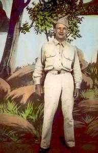 Pvt. Henry Nigbor