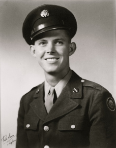 Sgt. before his time on the leopoldville