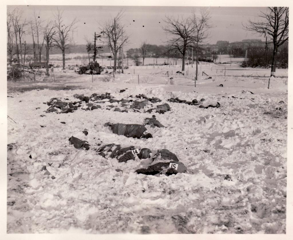 Remembering The Malmedy Massacre