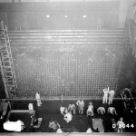 Engineers at the B reactor during construction