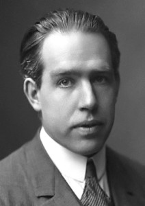 Niels Bohr at 37, when he won the Nobel Prize for Physics