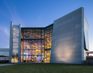 The US Freedom Pavilion: The Boeing Center at The National WWII Museum