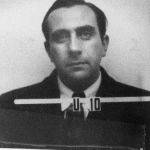 Edward Teller's id badge from Los Alamos