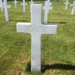 Carl Greise's grave