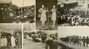 Student activities at Rohwer High School. From the Collections of the WWII Museum. See You Next Year! High School Yearbooks From WWII.