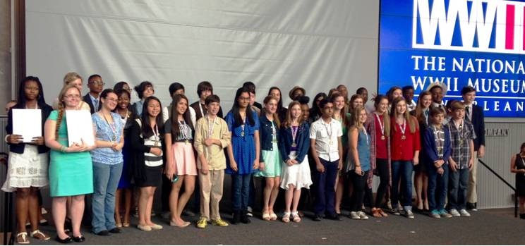 Louisiana History Day State Finalists