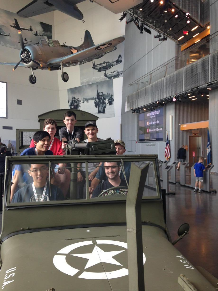 national wwii museum high school essay contest