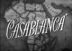 Taken from the original 1942 Casablanca Movie.