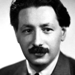 Ernst Chain, a German born Jewish refugee, was the biochemist on Florey's Pathology team, and shared the 1945 Nobel Prize.