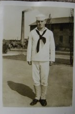 Donovan in Uniform