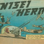 "Comic about Kuroki ""Nisei Hero"" from the Collection of  The National WWII Museum"