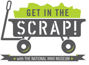 Get in the Scrap! A service learning project for grades 4-8 about recycling and energy conservation