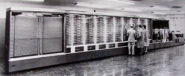 storia informatica harvard mark 1