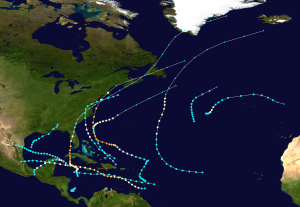 All the Atlantic tropical storms of 1944. From Wikimedia Commons