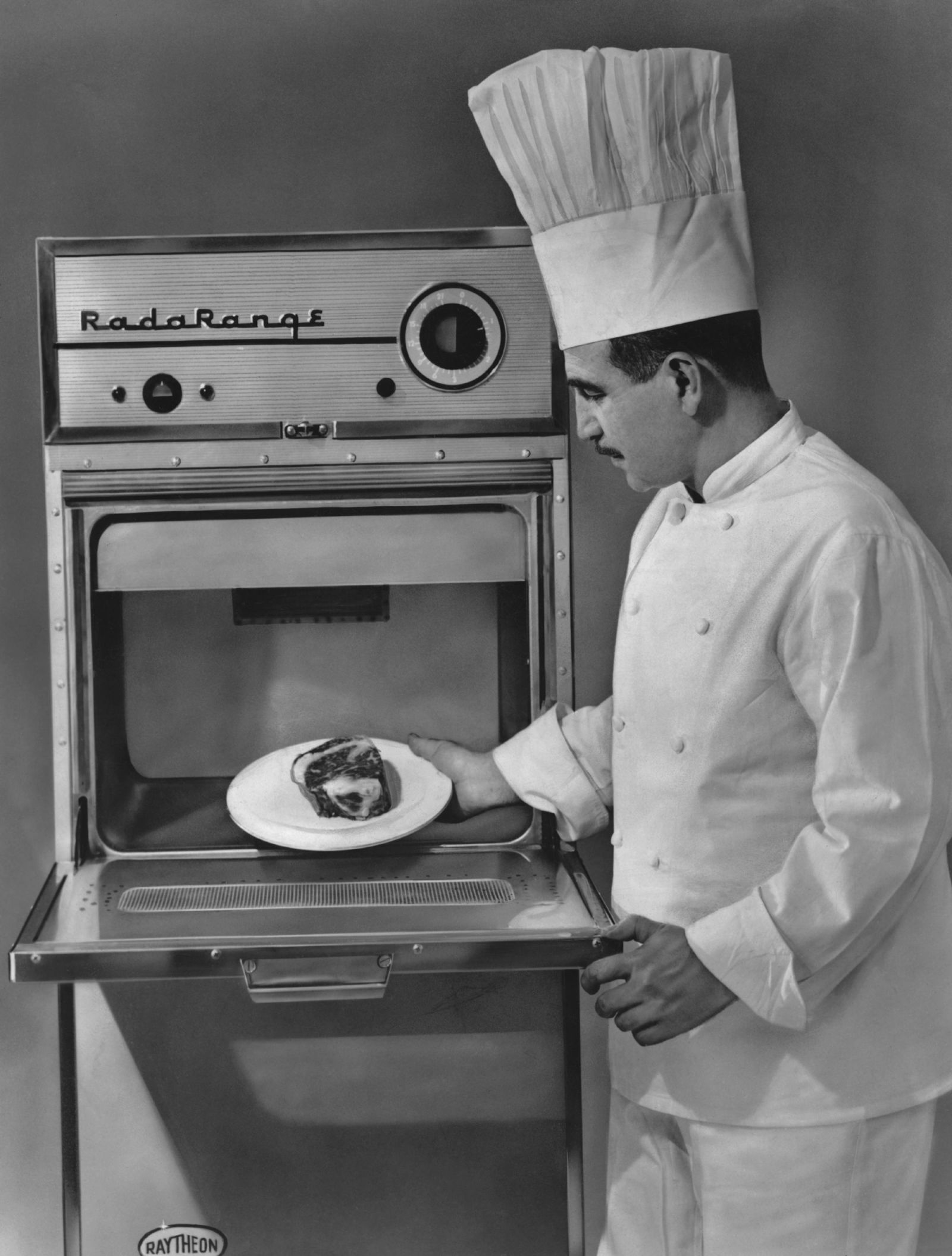 Scitech Tuesday Percy Spencer And The Microwave Oven