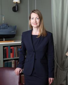 Dr. Alexandra Richie.